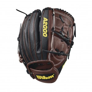"A2000 B212 SuperSkin 12"" Pitcher's Baseball Glove"