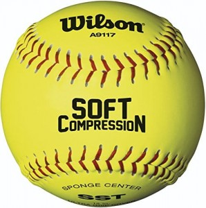 Soft Compression Softballs (12 pack)
