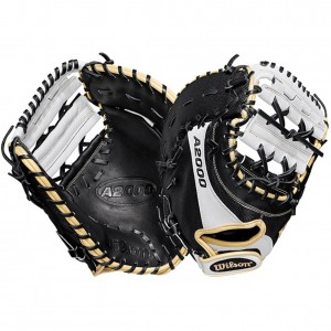 "A2000 FP1B SuperSkin 12"" First Base Fastpitch Mitt"
