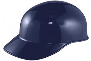 Wilson Old School Catcher's Skull Cap in Navy