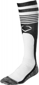 Evoshield Throwback Game Socks Black