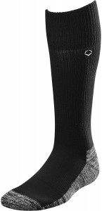 Evoshield Knee-High Game Socks Black