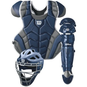 C1K Catcher's Gear Kit Adult Navy