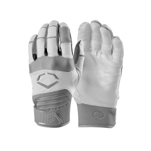 Evoshield Aggressor Batting Gloves White
