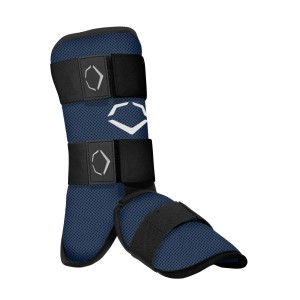 Adult SRZ-1 Batter's Leg Guard Navy