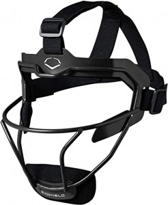 Defender's Facemask Black