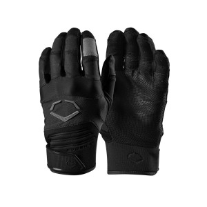 Evoshield Aggressor Batting Gloves Black