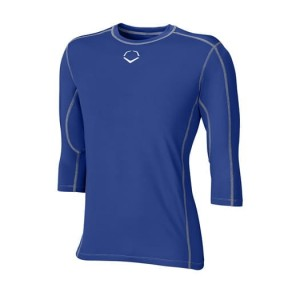 Adult Pro Team Mid Sleeve Tee Royal