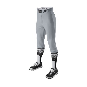 Adult Salute Knicker Uniform Pants Gray