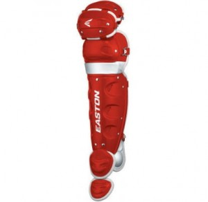 Easton Rival Home/Road Leg Guard Youth