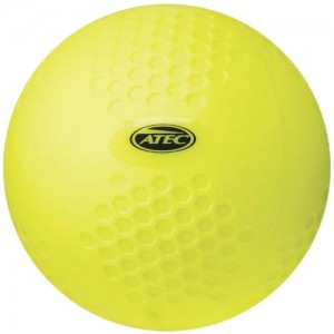 Hi.per Power - Weighted Training Ball | High Visibility | by ATEC