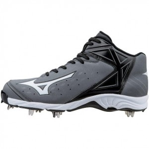 Mizuno Men's 9-Spike Advanced Swagger 2 (Mid) Baseball Cleat